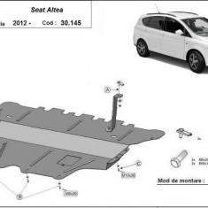Scut motor metalic Seat Altea Cutie Manuala 2012-prezent