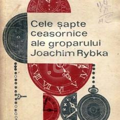 Cele sapte ceasornice ale groparului Joachim Rybka
