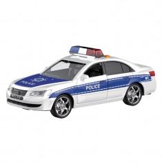 Masina politie Rescue, scara 1:16, sunet si lumini