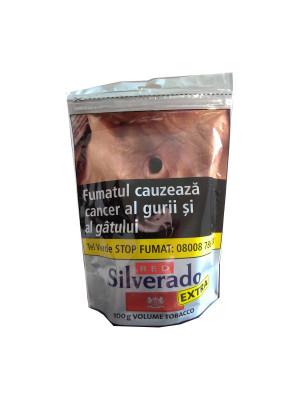 Tutun de fumat voluminos Silverado Red 100g foto
