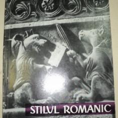 STILUL ROMANIC-VIRGIL VATASIANU