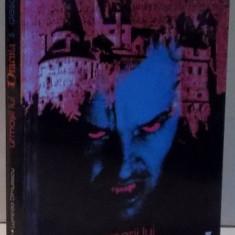 URMASII LUI DRACULA de STEFAN BRANDES-LATEA, LUMINITA DIMULESCU, EDITIE BILINGVA ROMANA-ENGLEZA , 1998 , DEDICATIE*