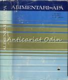 Alimentari Cu Apa - I. Pislarasu, N. Rotaru, M. Teodorescu