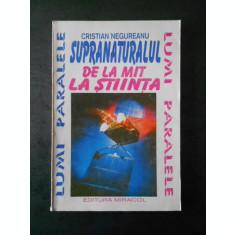 CRISTIAN NEGUREANU - SUPRANATURALUL DE LA MIT LA STIINTA