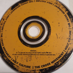 THE CROSS MOVEMENT - HOLLY CULTURE  -   CD