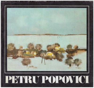 Petru Popovici - bucuria peisajului foto