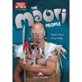Literatura CLIL The Maori People cu cross-platform App - Jenny Dooley