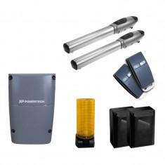 Kit pentru porti batante Powertech PW-320S, 2 telecomenzi