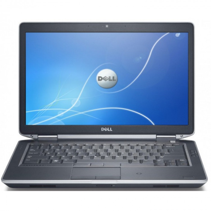 Laptop DELL Latitude E6430, Intel Core i7-3720QM 2.60GHz, 4GB DDR3, 320GB SATA, DVD-RW, 14 Inch