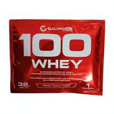 Supliment Alimentar 100 Whey 32 grame Galvanize Nutrition Cod: GLV1WHY