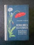 I. PRODAN, AL. BUIA - FLORA MICA ILUSTRATA A REPUBLICII POPULARE ROMANIA (1961)