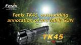 LANTERNA MODEL TK45 R5