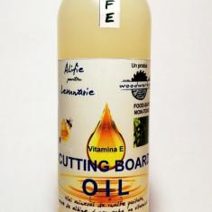 CUTTING BOARD OIL, ULEI PENTRU TOCĂTOARE,FOOD-SAFE, 250 ml