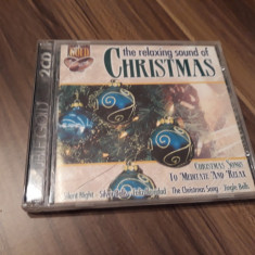 DUBLU CD GOLD VARIOOUS THE RELAXING SOUND OF CHRISTMAS  2 CD STARE FB