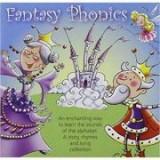 Fantasy Phonics Audio CD - Howard Hughes