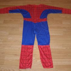 Costum carnaval serbare spiderman pentru copii de 4-5-6 ani, 4-5 ani, Din imagine