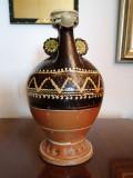 Ulcior Horezu, 1940- 1950, ceramica populara