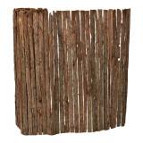 Cumpara ieftin Gard din scoarta - protectie vizuala interior - exterior 5m x 1m, [casa.pro]