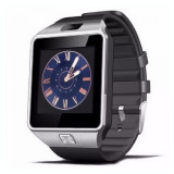 Ceas Smart CS02 DZ09 Silver Black