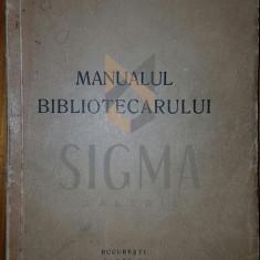 Manualul bibliotecarului - Barbu Theodorescu
