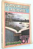 Convorbiri literare- almanah 1987  reclame romanesti