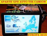 """GPS 7"""" NAVIGATII GPS Camion GPS TIR 845MHz, 256MB RAM,8GB, iGO Primo EU 2019"""