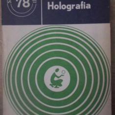 HOLOGRAFIA - GHEORGHE HUTANU, JEAN DORIN