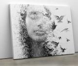 Tablou canvas personalizat Dor