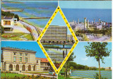 CPI B12830 CARTE POSTALA - ROMANIA, LITORAL