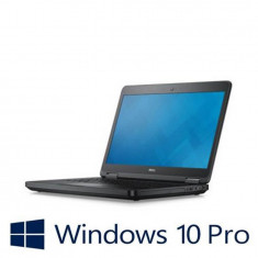 Laptop Refurbished Dell Latitude E5450, i5-5300U, 500GB, Win 10 Pro