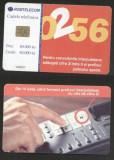 Romania 2002 Telephone card 0256 Rom 152 CT.041