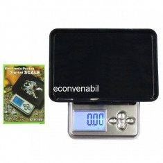 Cantar Digital de Bijuterii cu Display LCD 100g Aosai ATP188