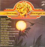 VINIL SELECTII  Golden G - Great Songs, Great Singers Vol.1 LP VG+