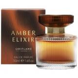 Cumpara ieftin Apa de parfum Amber Elixir Oriflame, 50 ml, Floral oriental