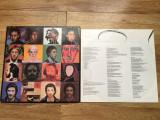THE WHO - FACE DANCES (1981,WB,USA) + poster  vinil vinyl