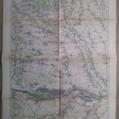 Slatina/ harta Serviciul Geografic al Armatei 1939