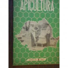 REVISTA APICULTURA NR.4/1963