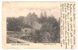 SV *  SLÂMNIC  /  SLIMNIC  /  STOLZENBURG * CASA PAROHIALA EVANGHELICA * 1917, Circulata, Necirculata, Fotografie, Printata, Sibiu
