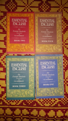 essential english for foreign students 4 volume an 1993- eckersley foto