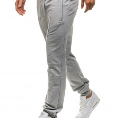 Pantaloni de trening bărbați gri Bolf W2669