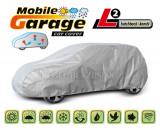 Prelata auto, husa exterioara Mobile Garage L2 Hatch/ Combi lungime 430-455 cm