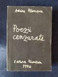 Adrian Paunescu – Poezii cenzurate