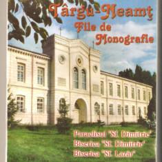 Targu-Neamt -File de monografie