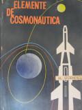 Elemente de cosmonautica - Al. Stoenescu