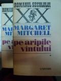 PE ARIPILE VANTULUI-MARGARET MITCHELL 2 VOL 1970