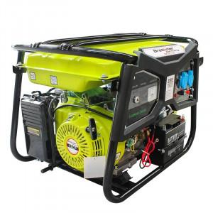 Generator curent pe benzina BS6500 monofazat (2 x 220V), AVR, putere maxima...