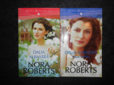 NORA ROBERTS - DALIA ALBASTRA 2 volume