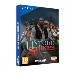 Lovecraft S Untold Stories Collector S Edition Ps4