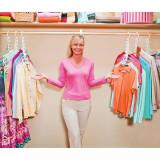 Cumpara ieftin Set 8x Umerase Magic organizatoare haine, economisire 50% spatiu, Wonder hanger, alb, Oem