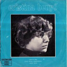 """Cristina Benyo - Dor De Tara_Cantec Pentru Independenta_Cintec Vechi (7"""")"""